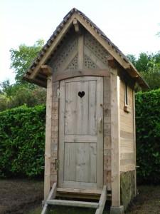Toilette sèche - Obac