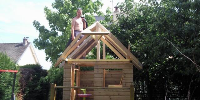 Cabane de jardin pour enfant obac for Cabanes de jardin pour enfants