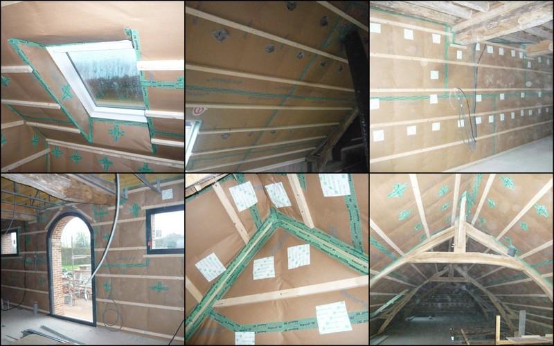 isolation thermique en ouate de cellulose obac. Black Bedroom Furniture Sets. Home Design Ideas