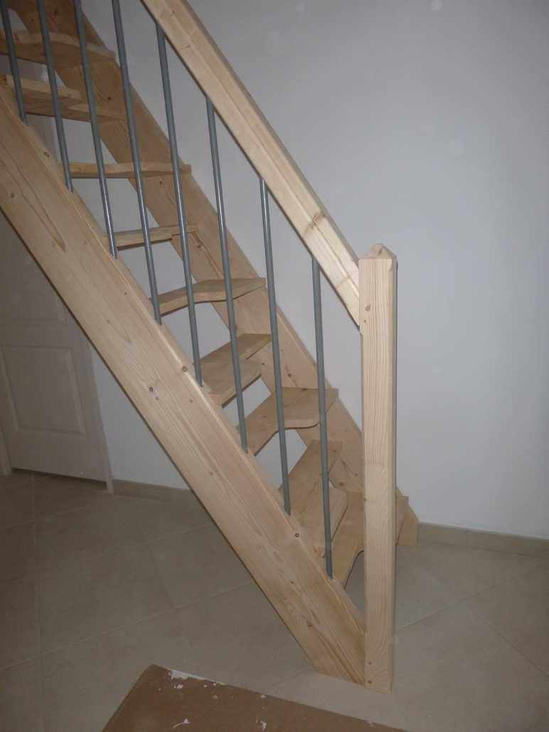 escalier avec faible reculement maison design stuhne