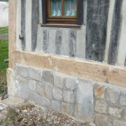 Mur rénové